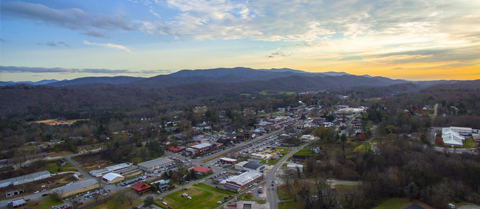 City of Blue Ridge, GA